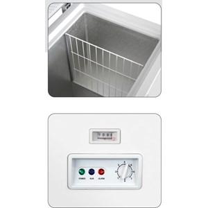 CONGELATORE A POZZETTO - Mod. AX/CF - Refrigerazione statica - Sbrinamento manuale - Termometro analogico - Temperatura -18º C - Classe energetica A+
