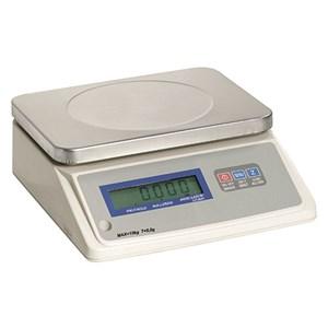 BILANCIA - MOD. BL4545 - CORPO IN ABS - DIMENSIONI PIATTO cm L 28 x P 21 - PORTATA MASSIMA kg 15 - NORMA CE