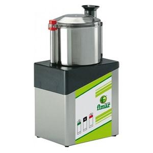 CUTTER - MOD. CL3 TRF - In acciaio inox - Capacità vasca Lt. 3 - Potenza hp 1/0,75 kW - Trifase - Norma CE