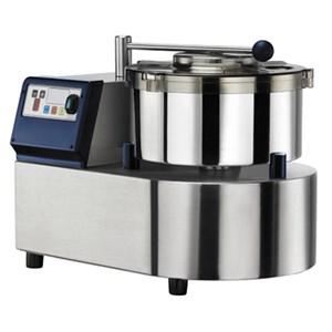CUTTER - Mod. CUT 8 - Alimentazione V230 monofase - Potenza W 960 - Giri lame 900/2200 - Norma CE
