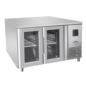 Tavolo refrigerato in acciaio inox Atosa EPF3721GR