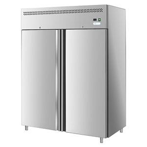 Armadio frigo congelatore in acciaio inox Forcold modello G-GN1200BT-FC
