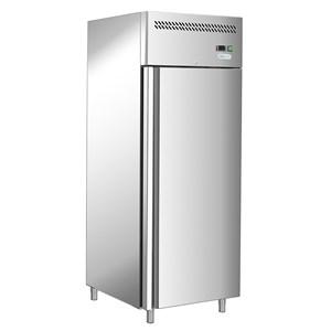 Armadio frigo congelatore in acciaio inox Forcold modello G-GN600BT-FC