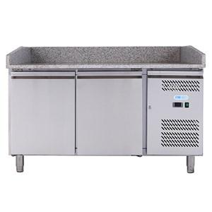 Banco pizza refrigerato in acciaio inox Forcold G-PZ2600TN FC