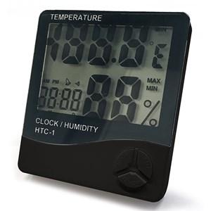 TERMOMETRO E IGROMETRO - Mod. HUTER - TEMPERATURA -50/+300°C - NORMA CE