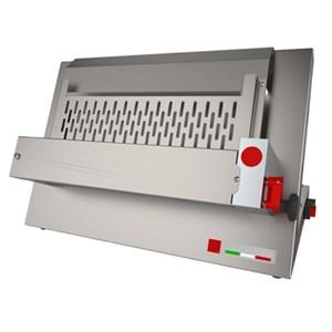 STENDIPIZZA - DILAMINATRICE - 1 COPPIA DI RULLI - Mod. O 35 C - Lunghezza Rulli cm 34 - Potenza hp 0,50 - Alimentazione monofase 230 V - Norma CE