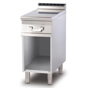 Elemento Neutro Per Cucina Su Mobile A Giorno Mod Pl 94 N 1 Cassetto Per Gn 1 1 Dimensioni Cm L 40 X P 90 X H 90 Norma Ce Allforfood