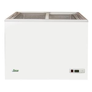 CONGELATORE A POZZETTO - A RISPARMIO ENERGETICO - CLASSE A+ - Mod. SD - Refrigerazione statica - Sbrinamento manuale - Temperatura d'esercizio -18º C