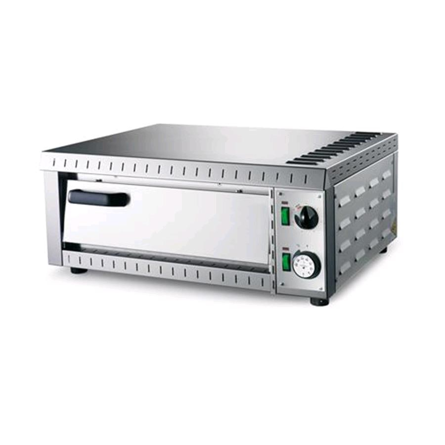 Forno elettrico per pizza mod forpiz n 1 camera - Pietra per forno elettrico ...