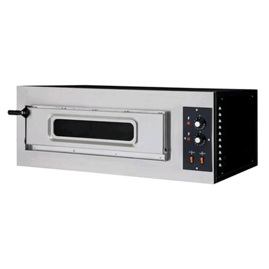 Forno elettrico meccanico per pizza mod basic 1 50 v n 1 camera - Pizza forno elettrico casa ...