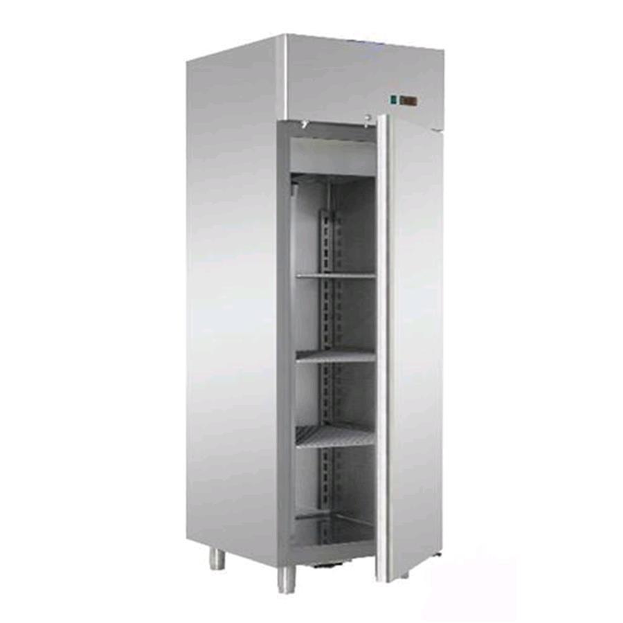 Armadio frigorifero congelatore in acciaio inox aisi 304 for Frigorifero e congelatore