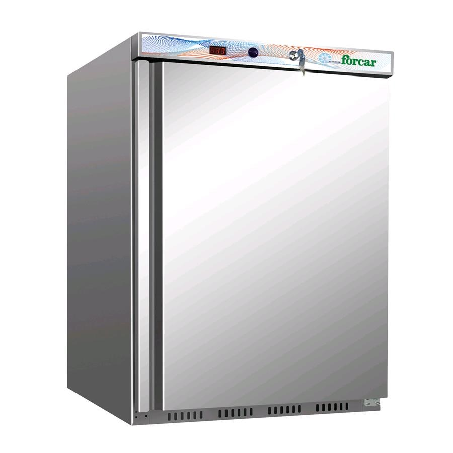 armadio frigorifero / congelatore in acciaio inox - statico - eco - mo