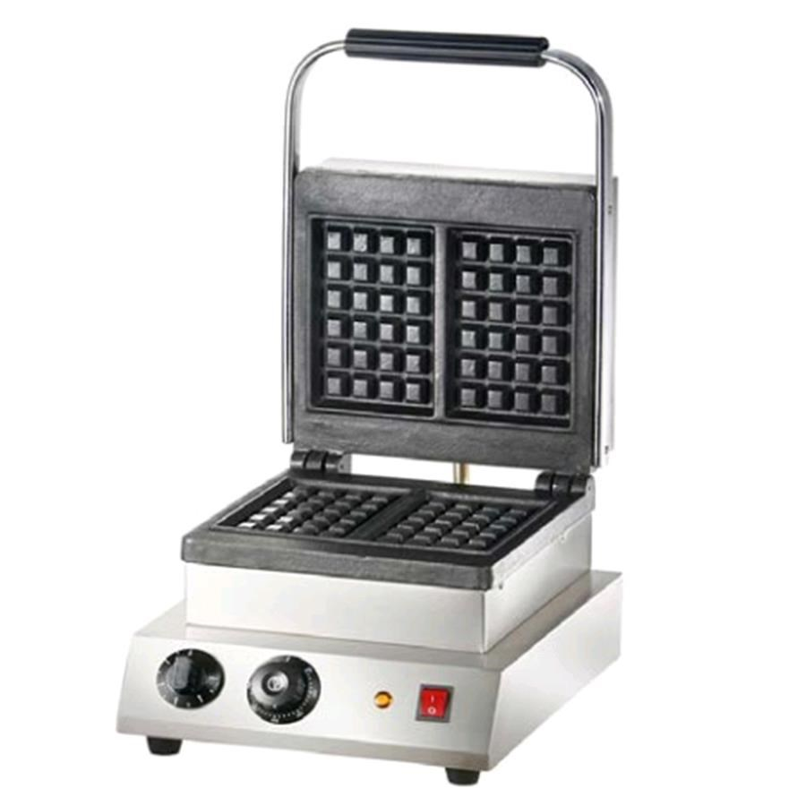 Macchina per waffel mod wf 1 piastra di cottura in ghisa dimens - Macchina per cucinare ...