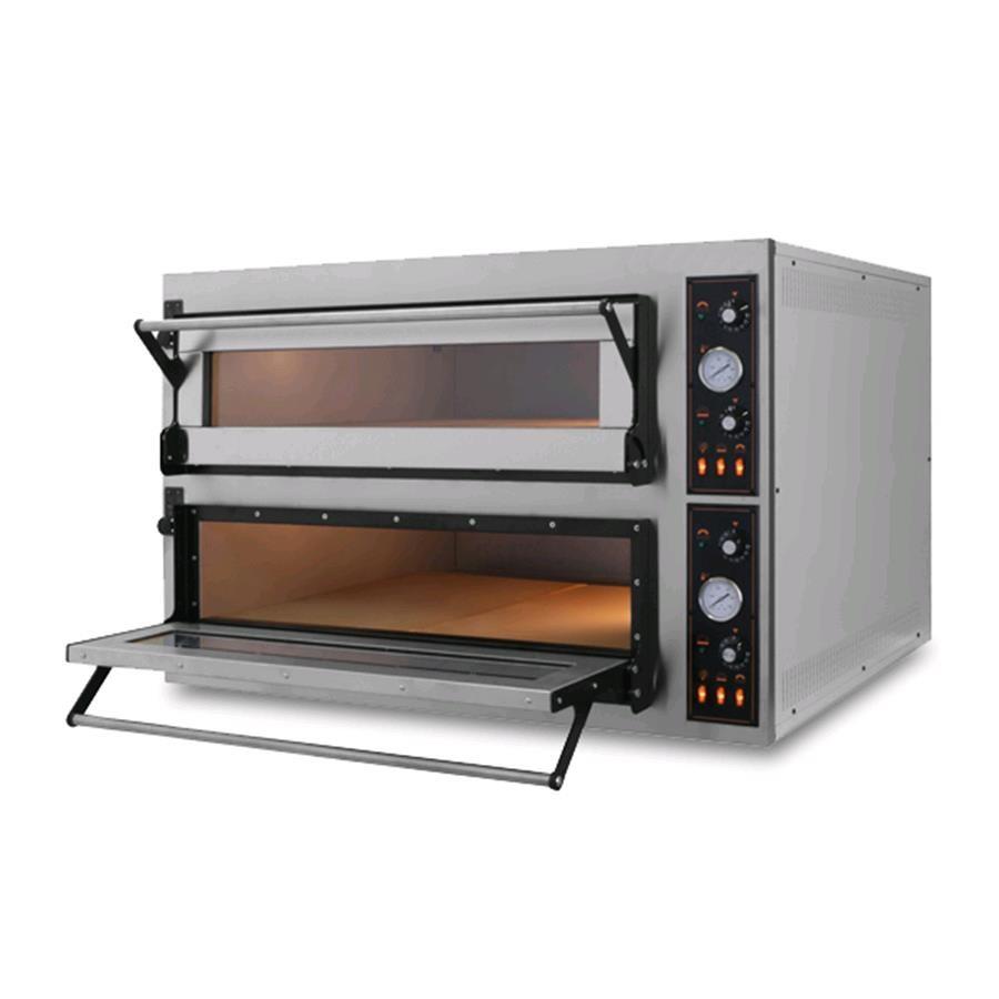 Forno elettrico per pizza pane e pasticceria mod us 66 for Cottura pizza forno elettrico