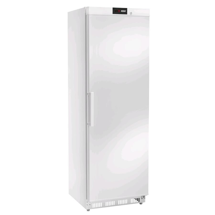 Armadio frigorifero in acciaio verniciato bianco - Mod. AKD400R - Stat