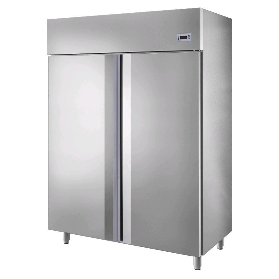 Armadio frigo in acciaio inox Allforfood modello 96TN ...