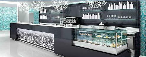 Organizzazione del banco bar for Banconi bar usati prezzi